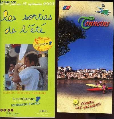 Le Lot-et-Garonne - Le pays de l'Agenais
