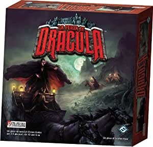 The Fury of Dracula - Italian Edition