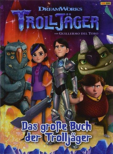 Trolle Kostüm Spielzeug - Trolljäger: Das große Buch der Trolljäger: Fanbuch
