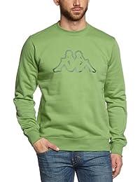 Kappa Sweatshirt Paggo - Punto deportivo para hombre, color floral (flora), talla DE: S