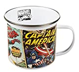 Marvel Tasse aus Emaille in Originalverpackung