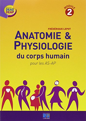 Anatomie et physiologie du corps humain pour le AS-AP: Module 2