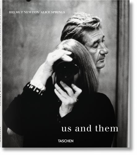 FO-Newton, Us and Them par Helmut Newton