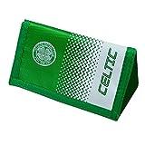 Celtic FC Official Fade Football Crest Design Wallet