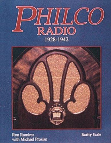 Philco Radio, 1928-1942 Philco Radio