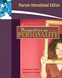 Perspectives on Personality by Charles S. Carver (2007-06-15)