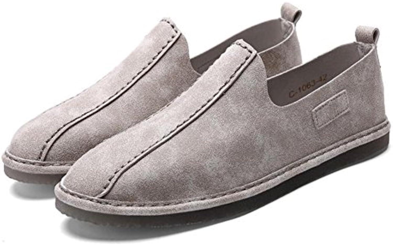 qidi la toile les chaussures antidérapantes unique respirants occasionnels - (couleur: t - occasionnels 1 taille: eu39 / uk6) b0bc3b