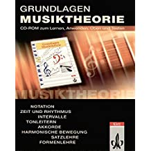 Thema Musik. Grundlagen Musiktheorie. CD-ROM für Windows 95/MacOS ab 7.1