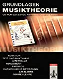 Grundlagen Musiktheorie: CD-ROM Einzellizenz Klasse 5-13