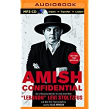 Amish Confidential: Looking for Trouble on Heaven's Back Roads by Ellis Henican (2015-10-27)