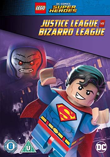 Lego: Justice League Vs Bizarro Lea - Dvd (1 DVD)