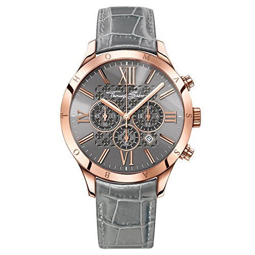 Montre Homme - Thomas Sabo WA0227-274-210-43mm