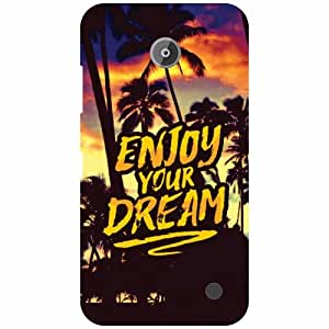 Printland Nokia Lumia 630 Back Cover