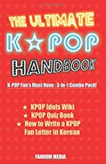 The Ultimate Kpop Handbook: Kpop Fan's Must Have: 3-In-1 Combo Pack Authored by Fandom Media