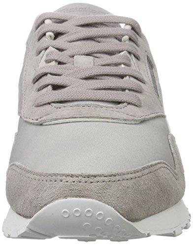 Reebok Cl Nylon Slim Hv, Sneakers Femme Ivoire (Intuition/Kindness)
