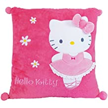 Hello Kitty - Cojín bailarina, color rosa (Giros AB711392)