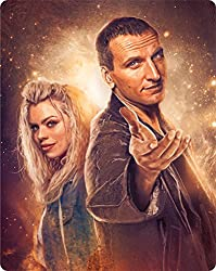 Doctor Who - Series 1 Steelbook (Amazon Exclusive) [Blu-ray] [2017]