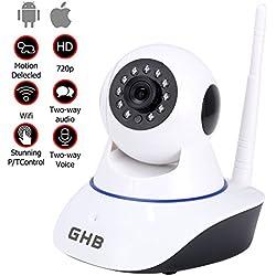 GHB IP Cámara de Vigilancia HD
