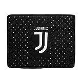 Juventus 52301002131 Tovaglietta Americana, Cotone, Nero, 46x36x0.5 cm