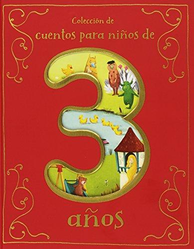 Colección De Cuentos Para Niños De 3 Años