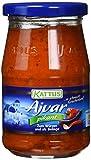 Kattus Ajvar, Paprikamark mild, 4er Pack (4 x 330 g)