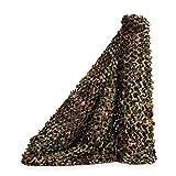 Sitong - Malla de Camuflaje para cacería y decoración Militar, Green Zone, 1.5Mx9M(4.9ftx29.5ft)