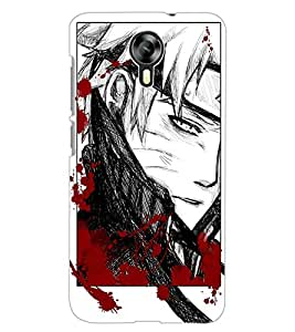 ColourCraft Amazing Drawing Design Back Case Cover for MICROMAX CANVAS XPRESS 2 E313