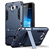 Lumia 950 Tasche, Terrapin Silikon + Polycarbonat Hülle