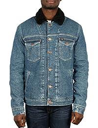 c7057706 Amazon.co.uk: Wrangler - Coats & Jackets / Men: Clothing