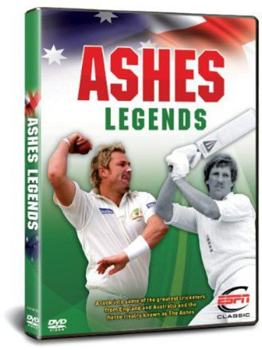Ashes Legends [DVD] [UK Import]