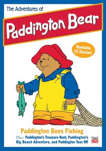 Paddington Bear Goes Fishing