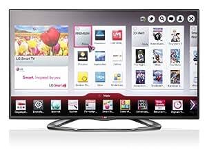 "LG 32LA6208 TV LCD 32 "" (80 cm) LED 1080p, 480p, 576p, 720p pixels 800 Hz Noir"