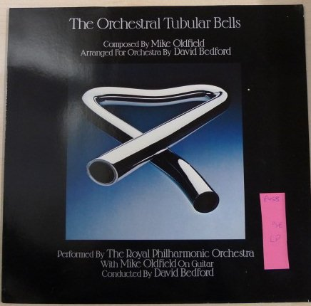 LP The Orchestral Tubular Bells Mike Oldfield