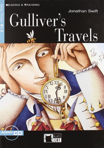 Gulliver's travel. Con CD Audio [Lingua inglese] Step