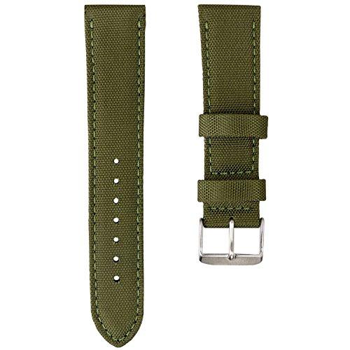 correa-de-reloj-geckotar-de-nailon-acolchado-deportiva-y-duradera-verde-del-ejercito-22mm