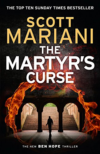 The Martyr's Curse Cover Image