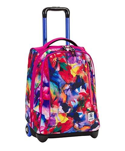 trolley-invicta-tindy-water-lily-rosa-blue-36-lt-spallacci-a-scomparsa-uso-zaino-scuola-e-viaggio