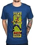 Official Marvel Comics Luke Cage Comic Book T-Shirt