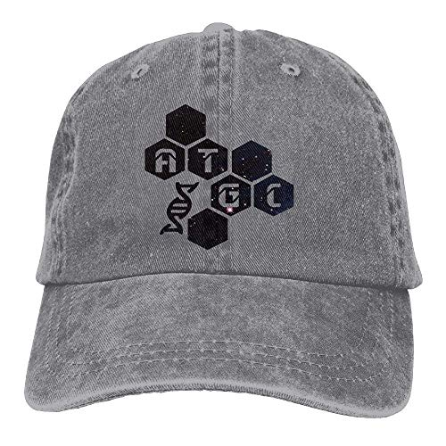 Cap clothes Galaxy Funny Molecular Biology DNA at GC Snapback Cotton Hat