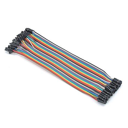 Daorier 40 x 20 cm Multicolor Jumper cables Dupont