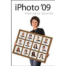 iPhoto '09 Portable Genius by Brad Miser (2009-03-30)