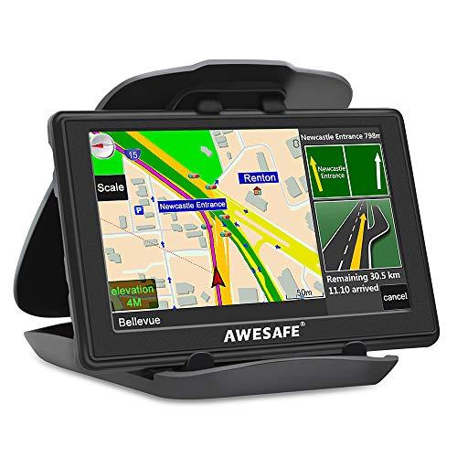 Sat Nav - Sistema de navegación GPS de 5 Pulgadas, 8 GB,...