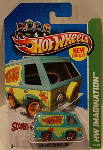 Hot Wheels HW Imagination Mystery Machine Green #38/247