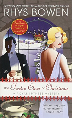 The Twelve Clues of Christmas: A Royal Sypness Mystery (Royal Spyness Mysteries)
