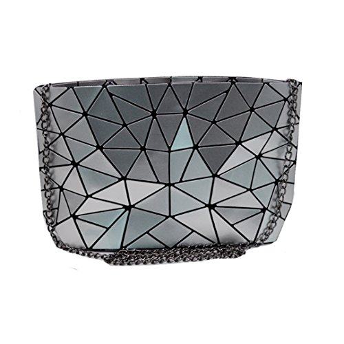 Meliya Borsa Messenger, Silver (argento) - HY-djb-00161-01YA Silver