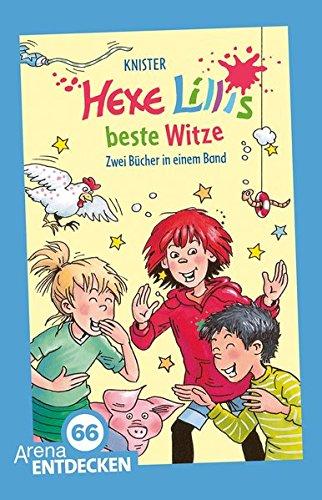 Hexe Lillis beste Witze: Zwei Bücher in einem Band. Limitierte Jubiläumsausgabe