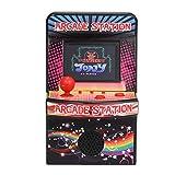 BeonJFx Mini-Arcade-Spielekonsole, BL-883, 8-Bit, tragbar, klassisch, tragbar