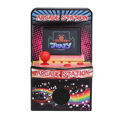 BeonJFx Mini-Arcade-Spielekonsole, BL-883, 8-Bit, tragbar, klassisch, tragbar (Video-arcade-maschinen)