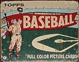 1954 Topps Baseball Cards Poster Nostalgic Metal Sign - Best Reviews Guide