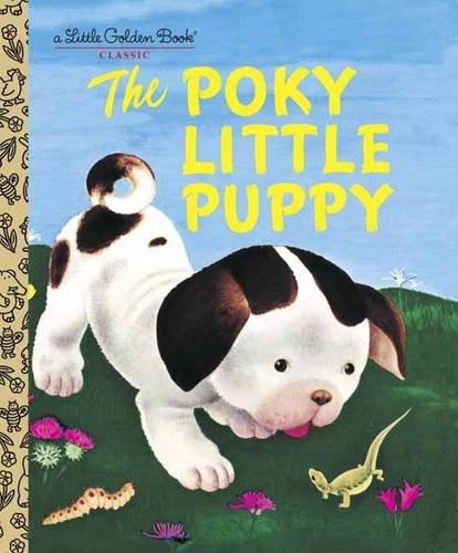 The Poky Little Puppy (Little Golden Books)